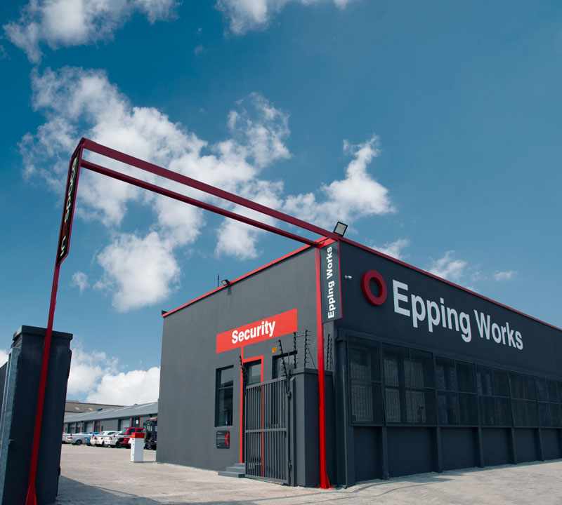 Choose from office, industrial, warehouse and storage options in Epping Industria