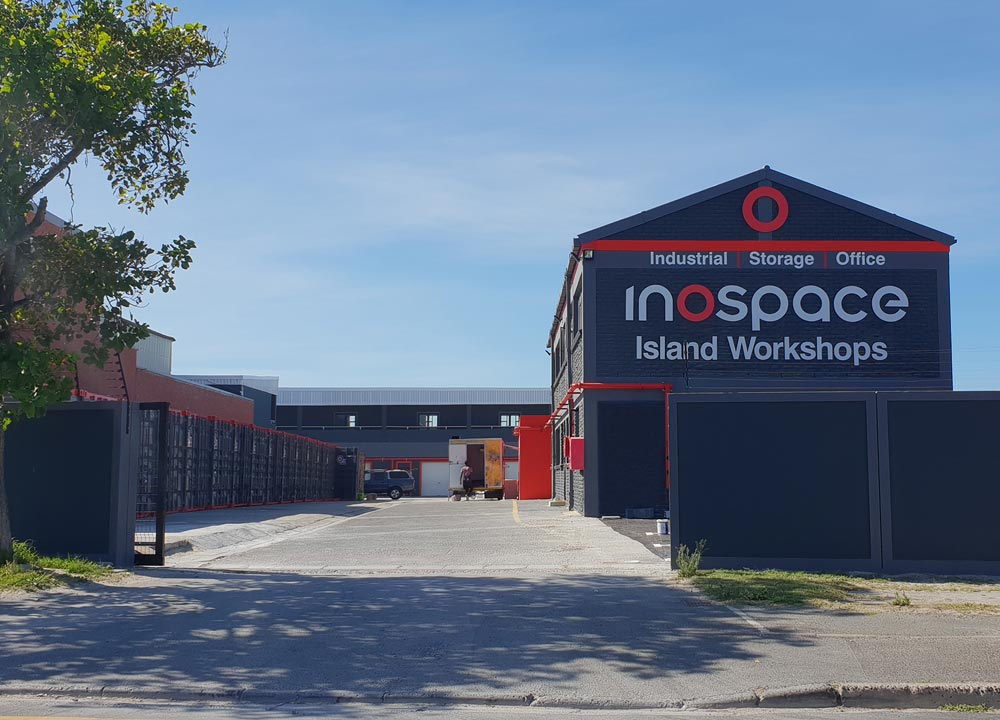 inospace office location - Island Workshops