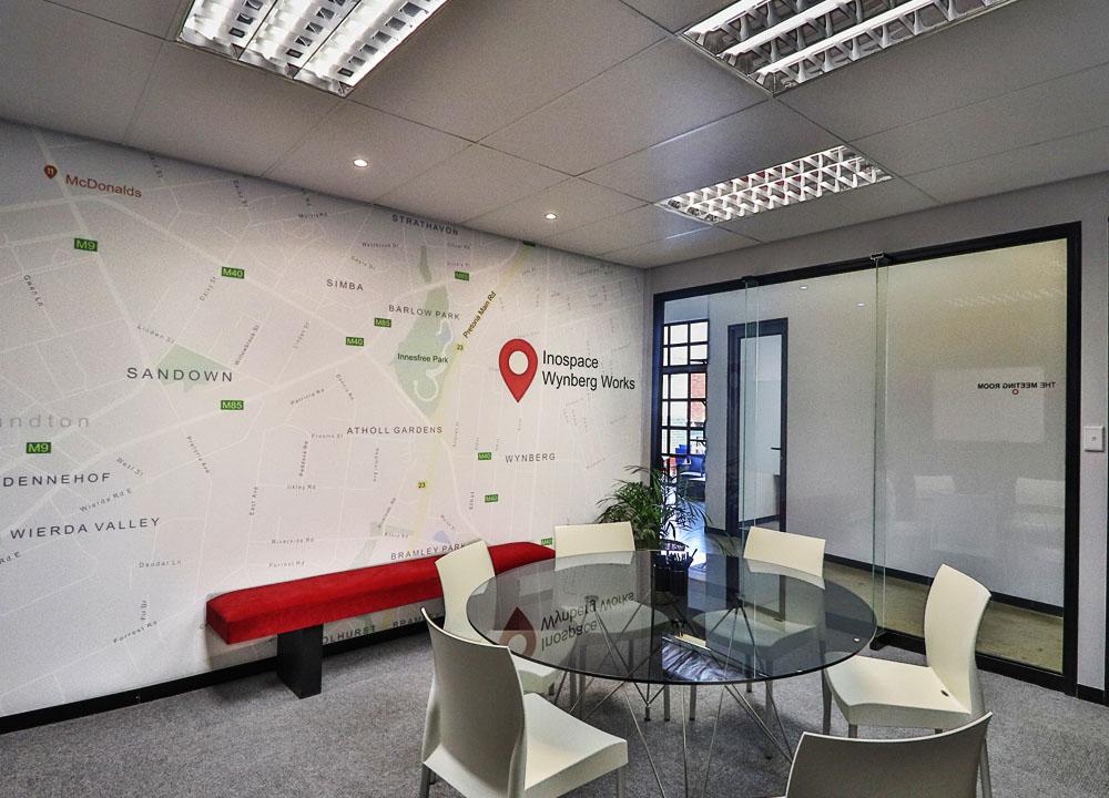 inospace office location - Wynberg Workshops