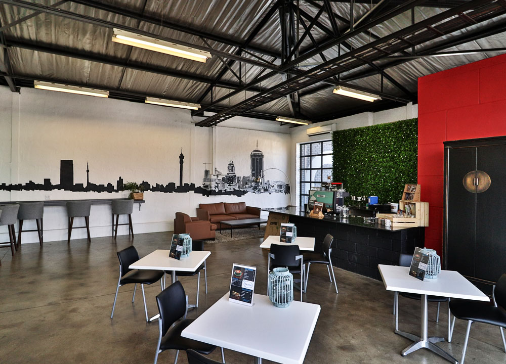 inospace office location - Wynberg Works