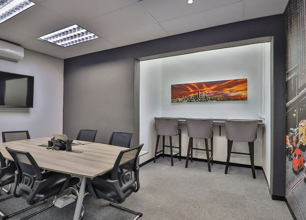 inospace office location - meeting room