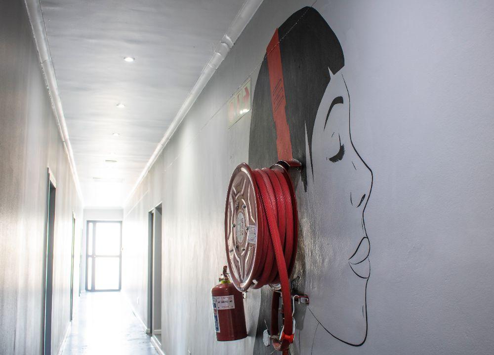 inospace warehouse location - Silo Gallery