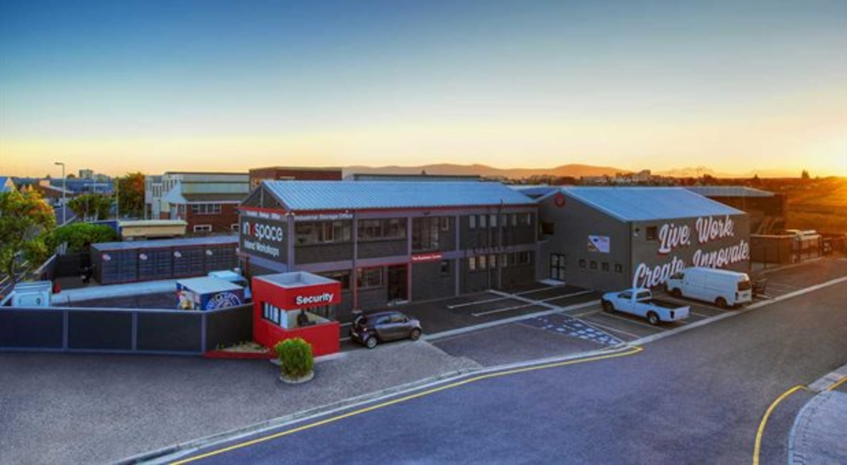 Industrial property is a shining light in a gloomy property market