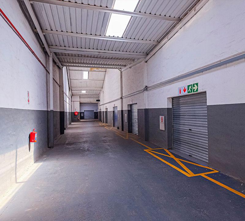 Sebenza Works Storage Units