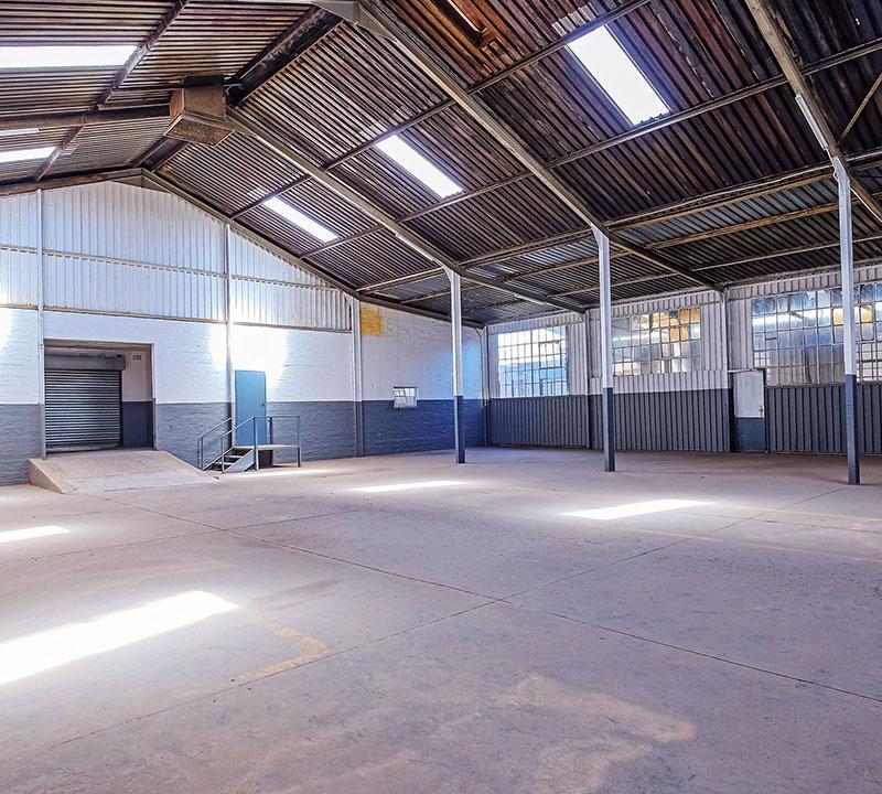 Sebenza Works Warehouse Units