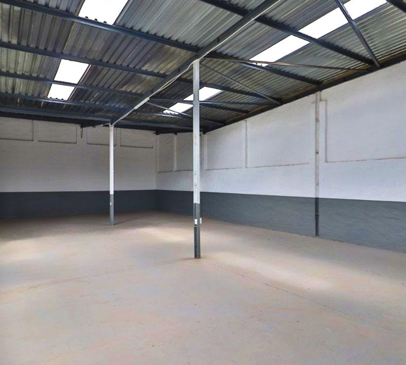 Sebenza Works Workshop Units