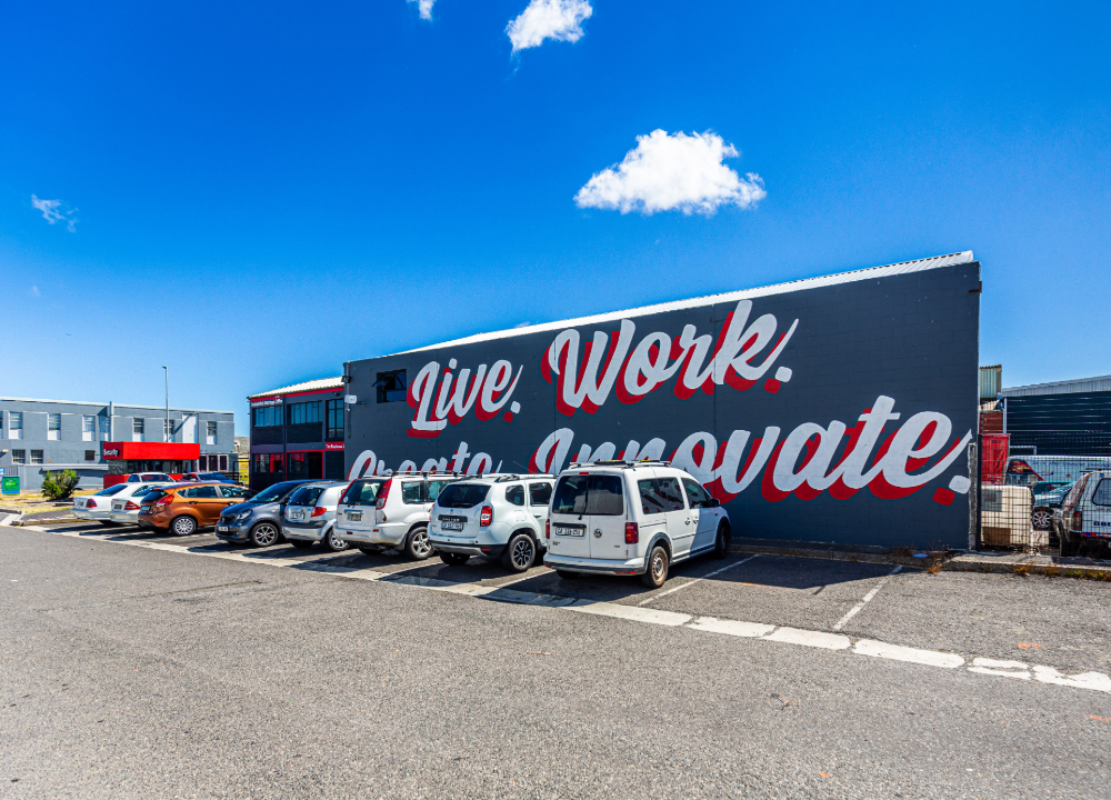 inospace office location - Island Workshops