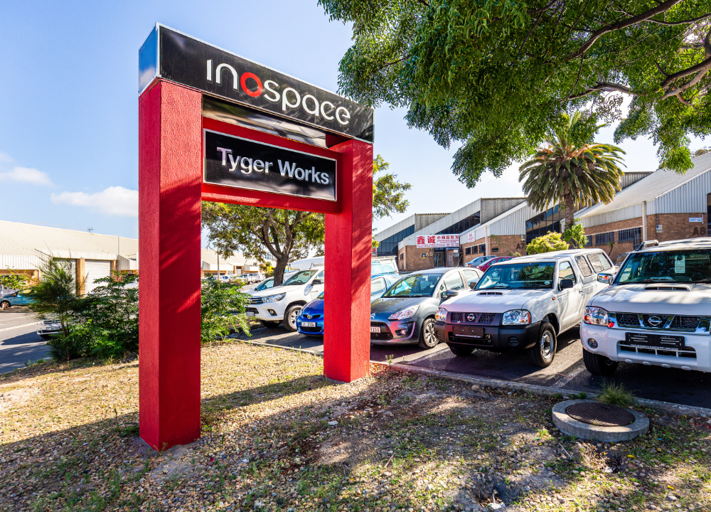Tyger Works in Parow East Cape Town