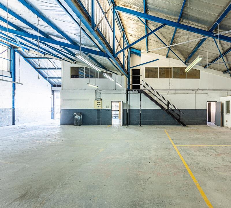 Tyger Works Warehouse Units 3
