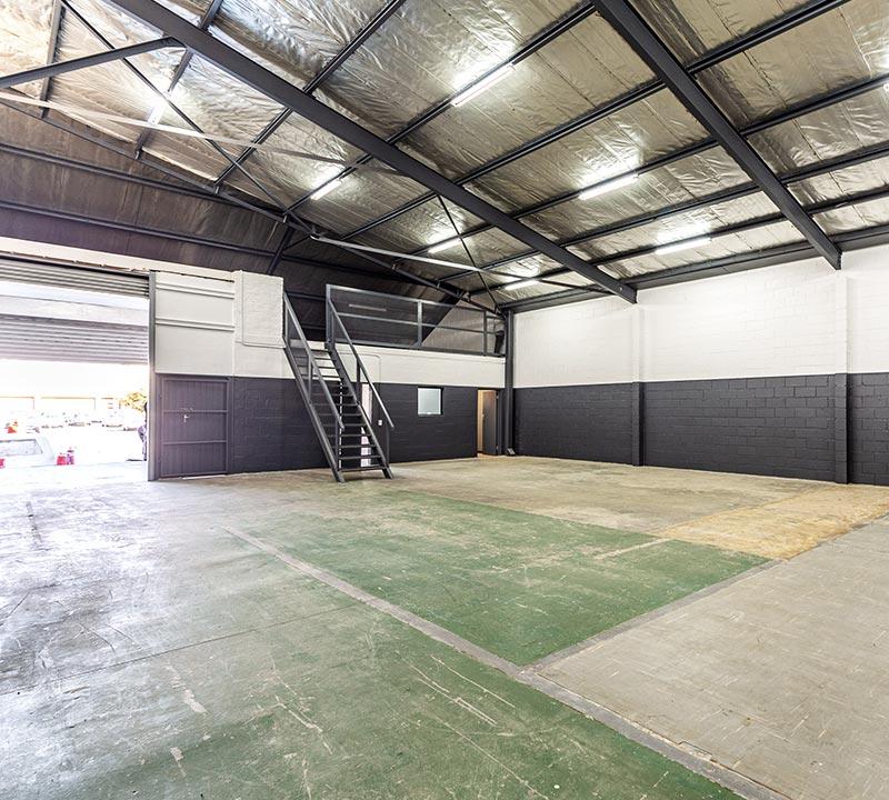 Tyger Works Warehouse Units 2