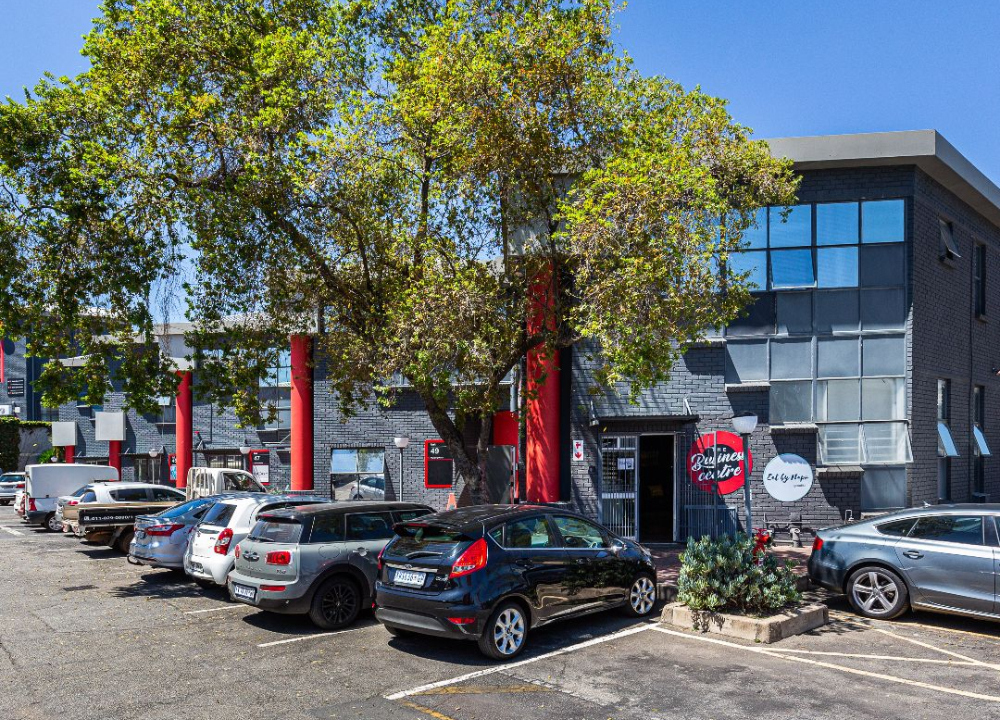 inospace office location - Wynberg Works