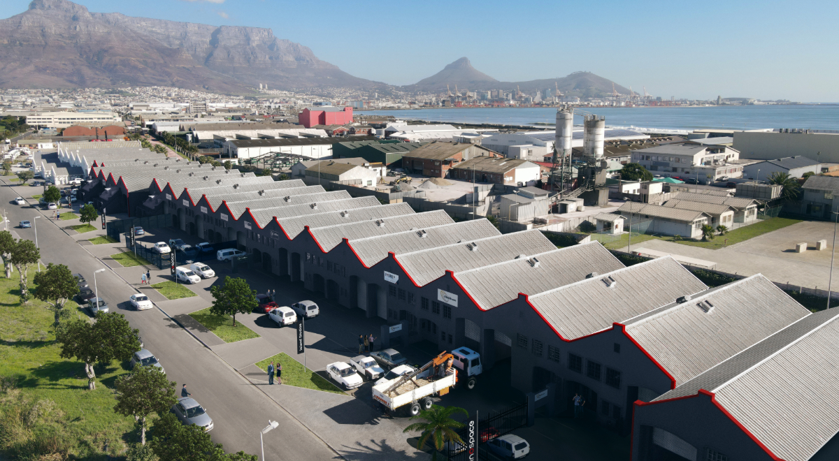 Sectional title industrial property: It makes good business sense for SMEs.