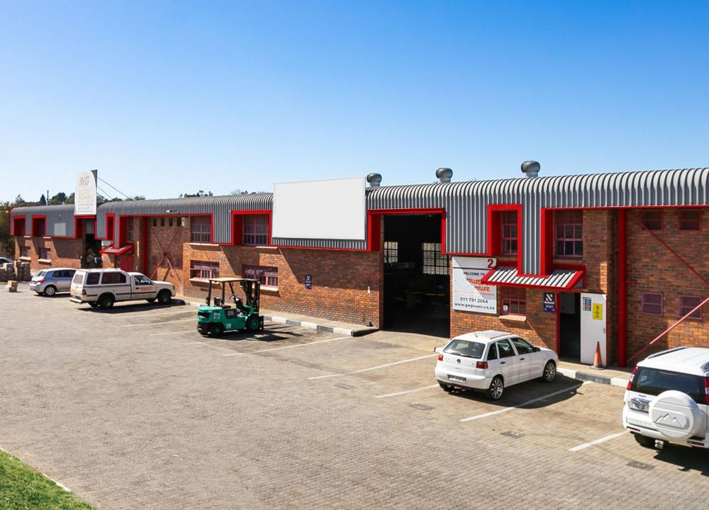 Business hub Tungsten