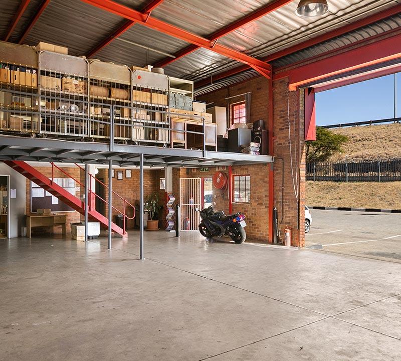 Tungsten Warehouse Units