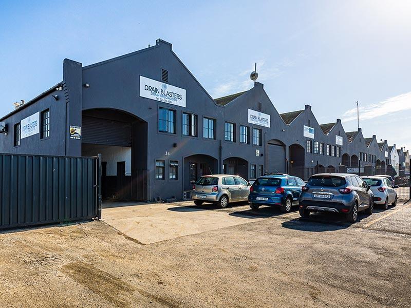 Island Studios Industrial Units
