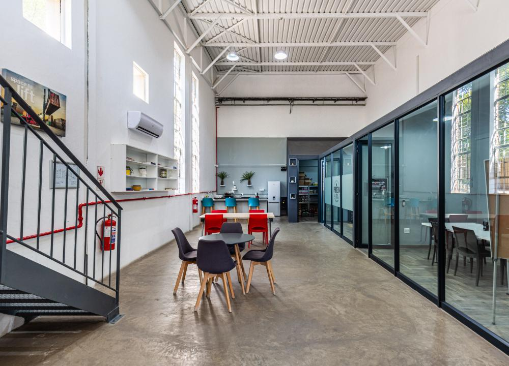 inospace warehouse location - Metro Works