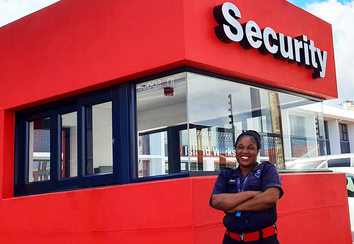 24/7 Red Box Security