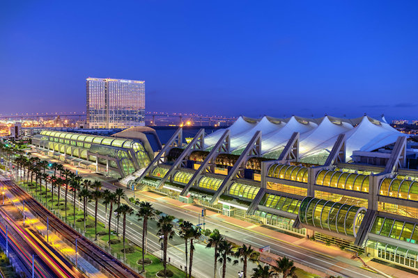 San Diego Convention Center Hosts ESRI User Conference