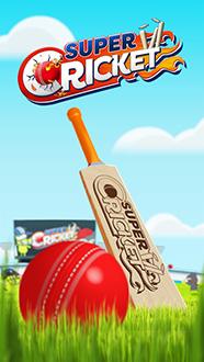 スーパーアプリ、Facebookの「Instant Games」にて、 オリジナルタイトル第3弾となる『Super Cricket』を全世界配信!