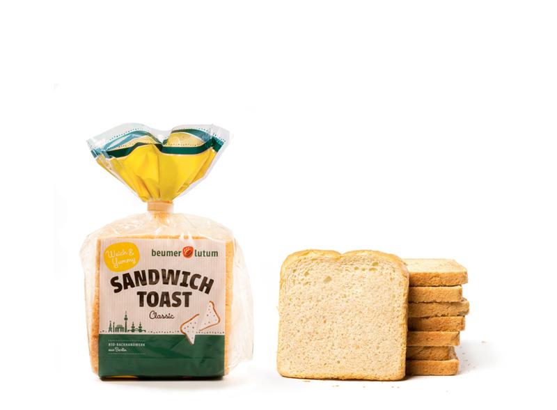 Bio Sandwich Toast Classic