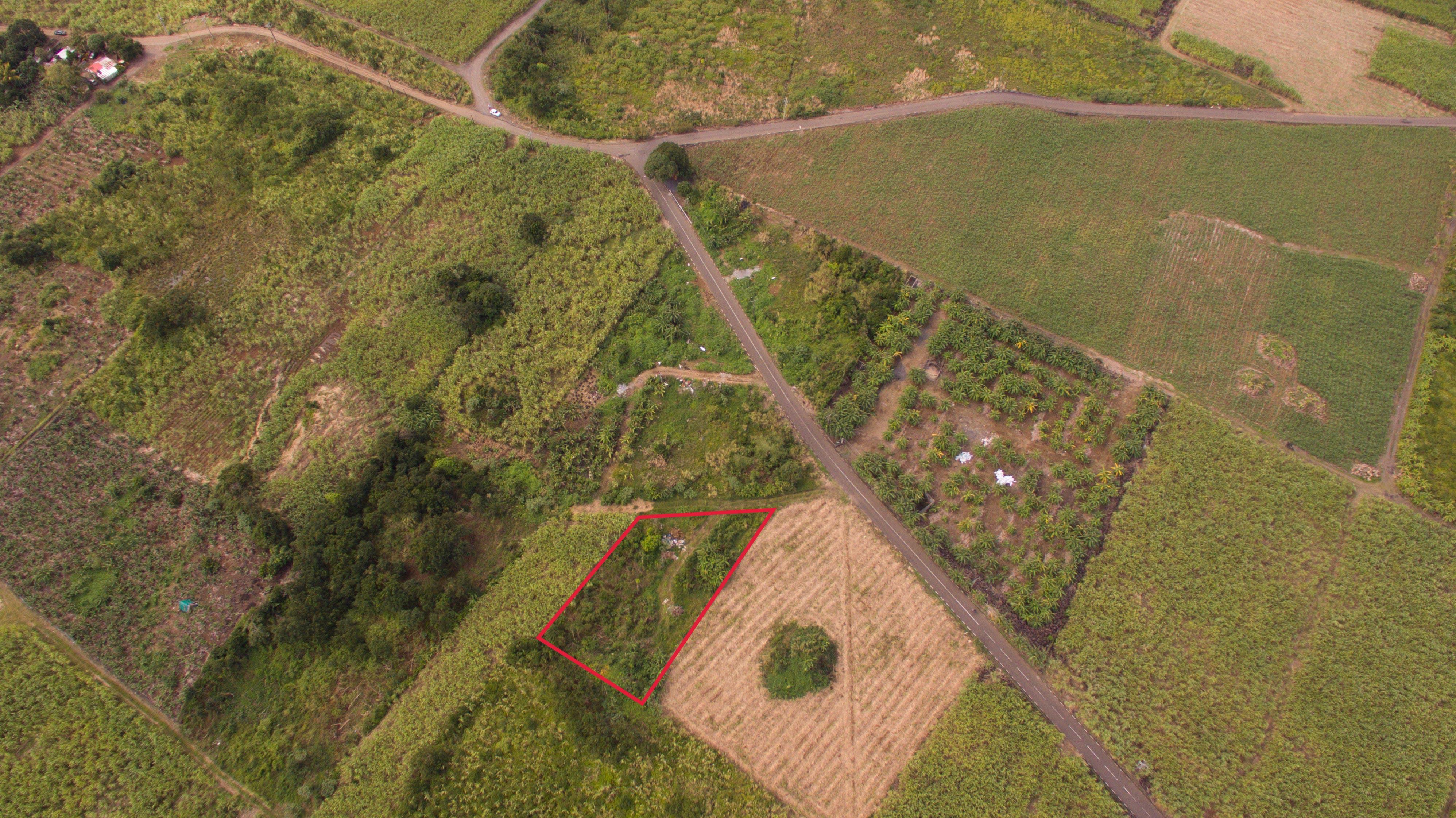 A plot of land on Chamouny Road, Chamouny - lot 4