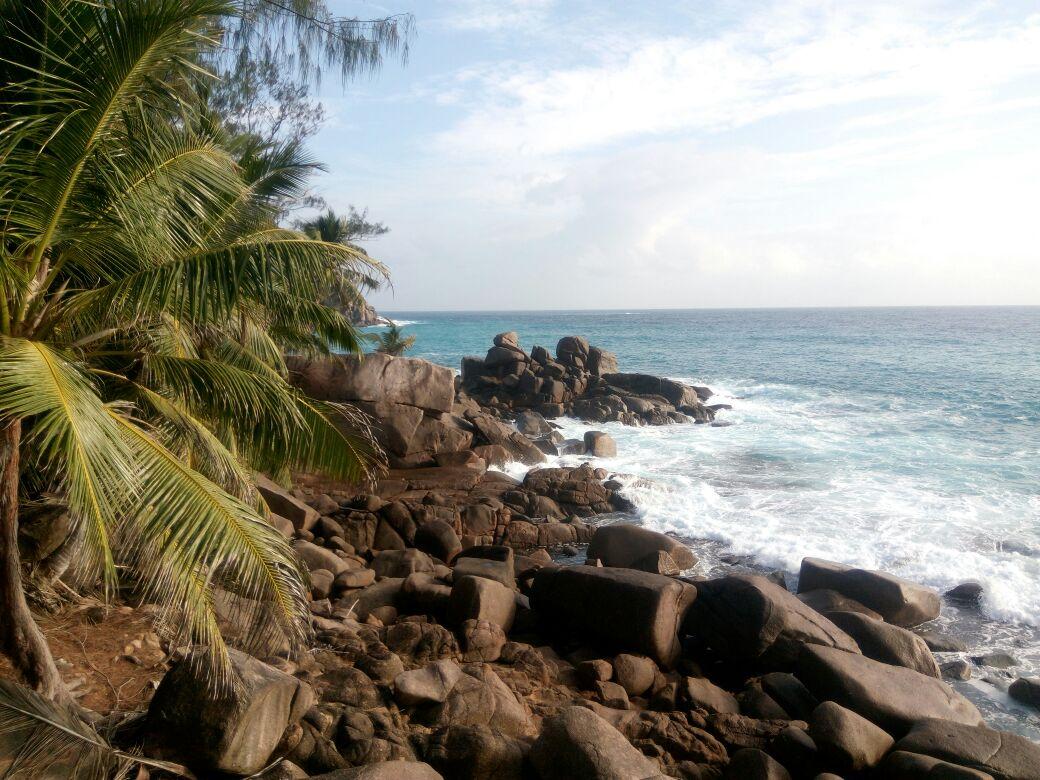 Anse Marie louise, Mahe, Seychelles