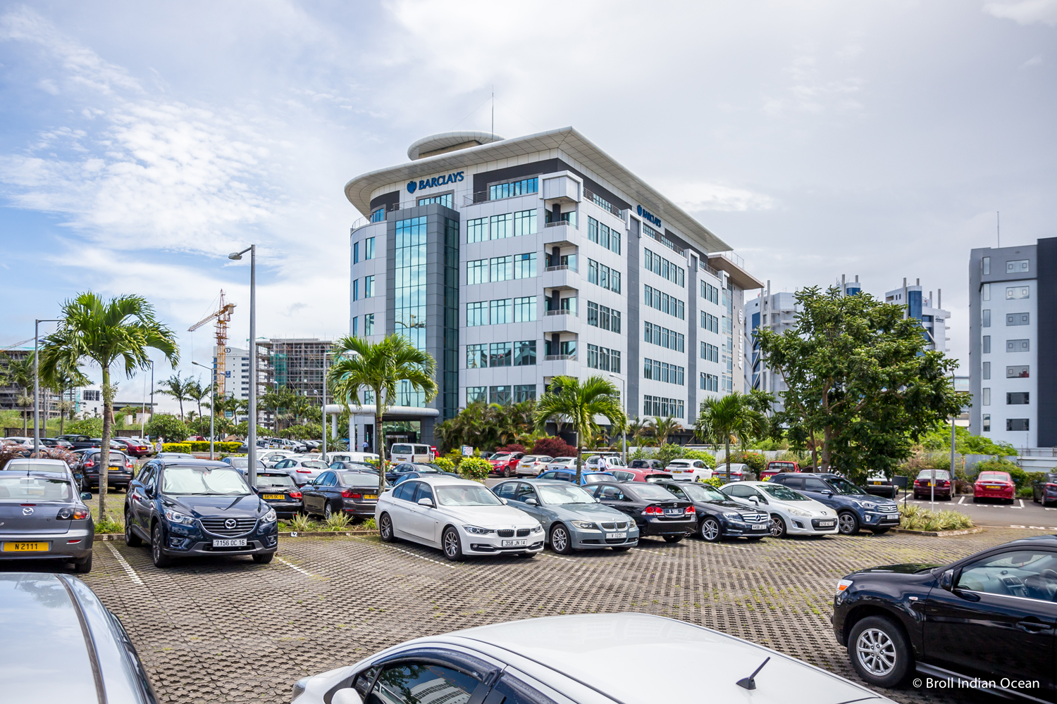 Office space for rent in Barclays House, Cybercity, Ebene