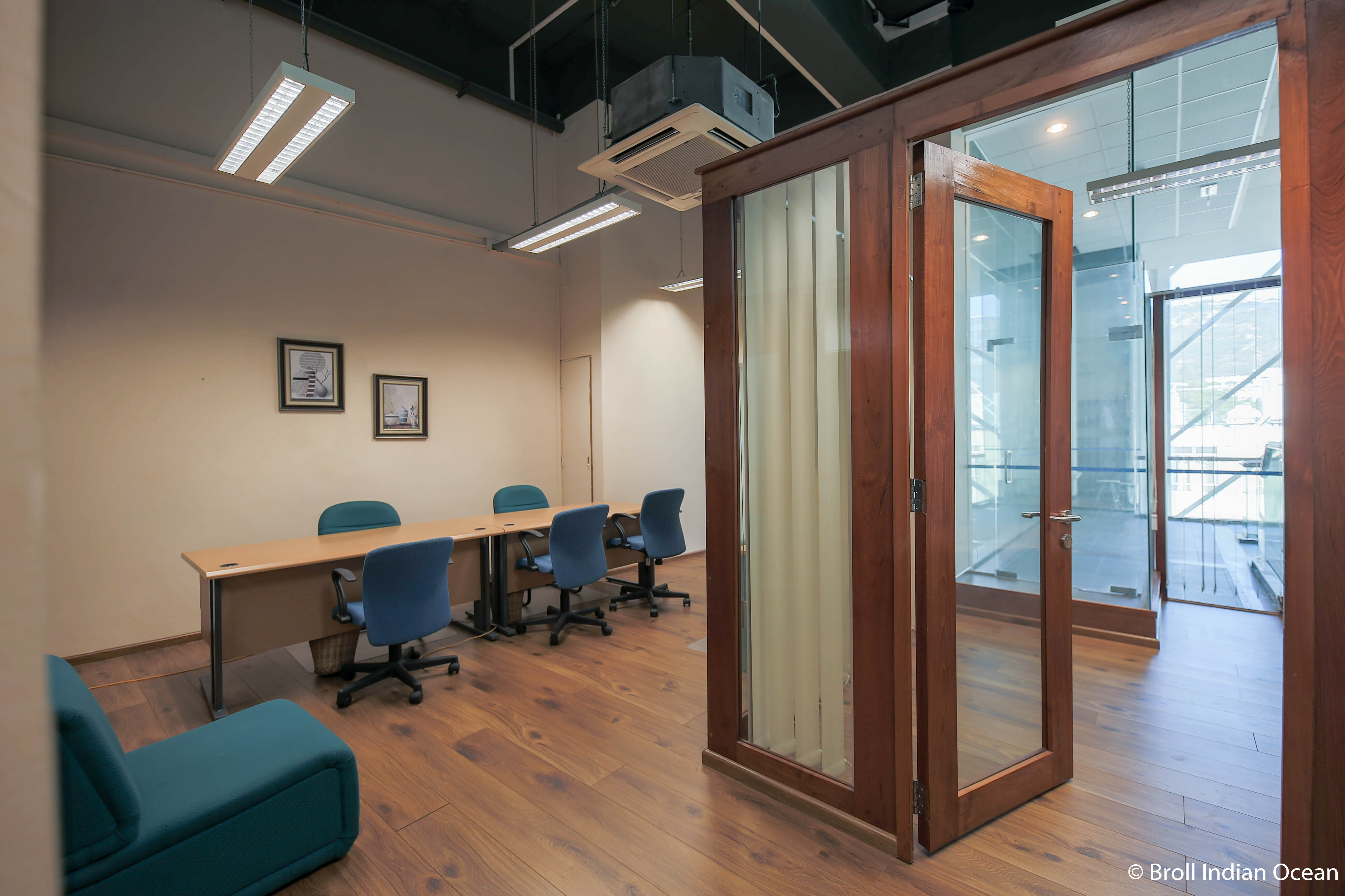 Office space for rent on the 6th Floor of Happy World House