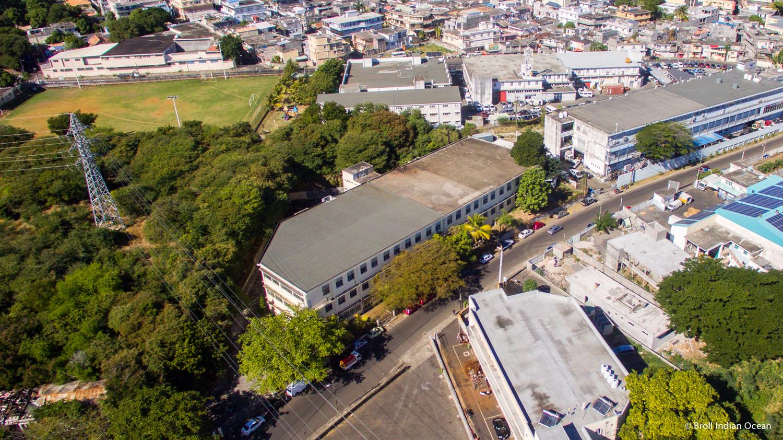 Warehouse for rent on Abattoir Road, Port Louis