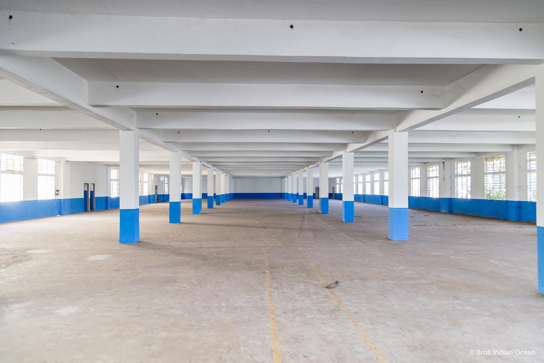 Warehouse on Abattoir Road, Port Louis
