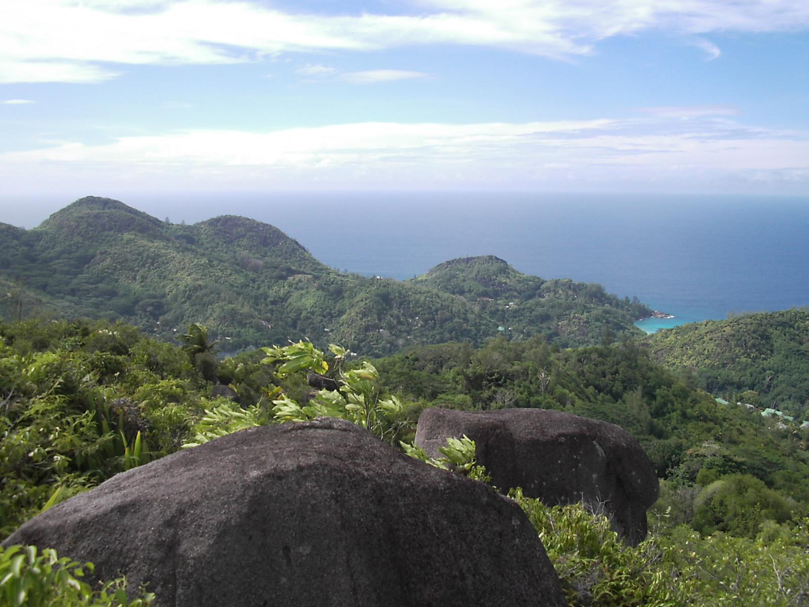 Land for sale at Bougainville Takamaka