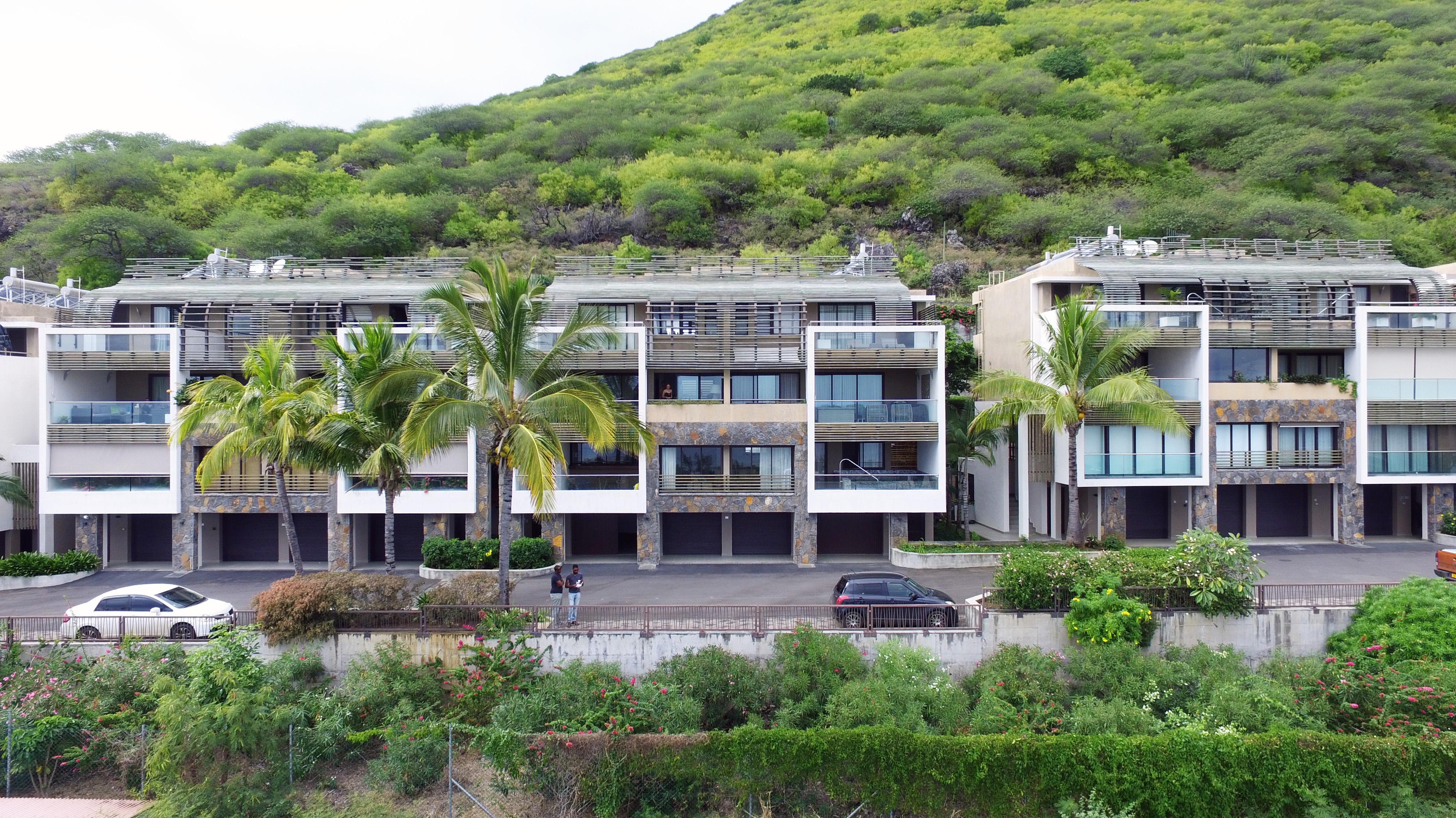 Apartment for rent on the slopes of La Tourelle Mountain