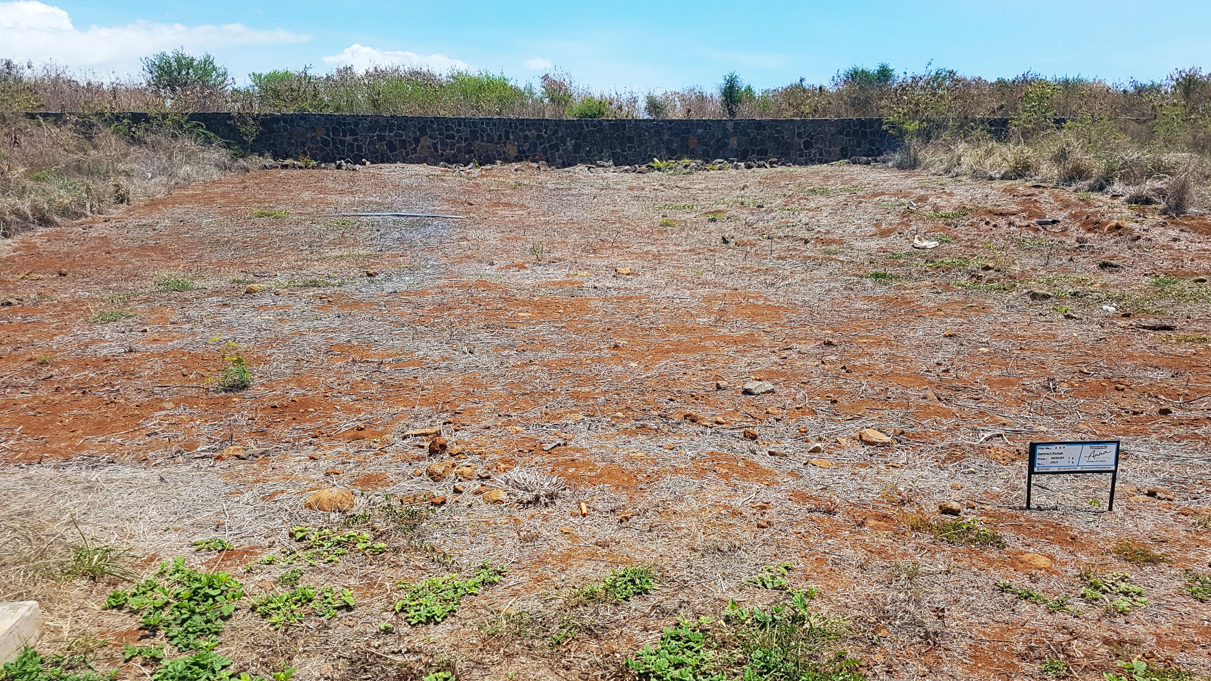 Land for sale at jardin d'Anna in Flic en Flac