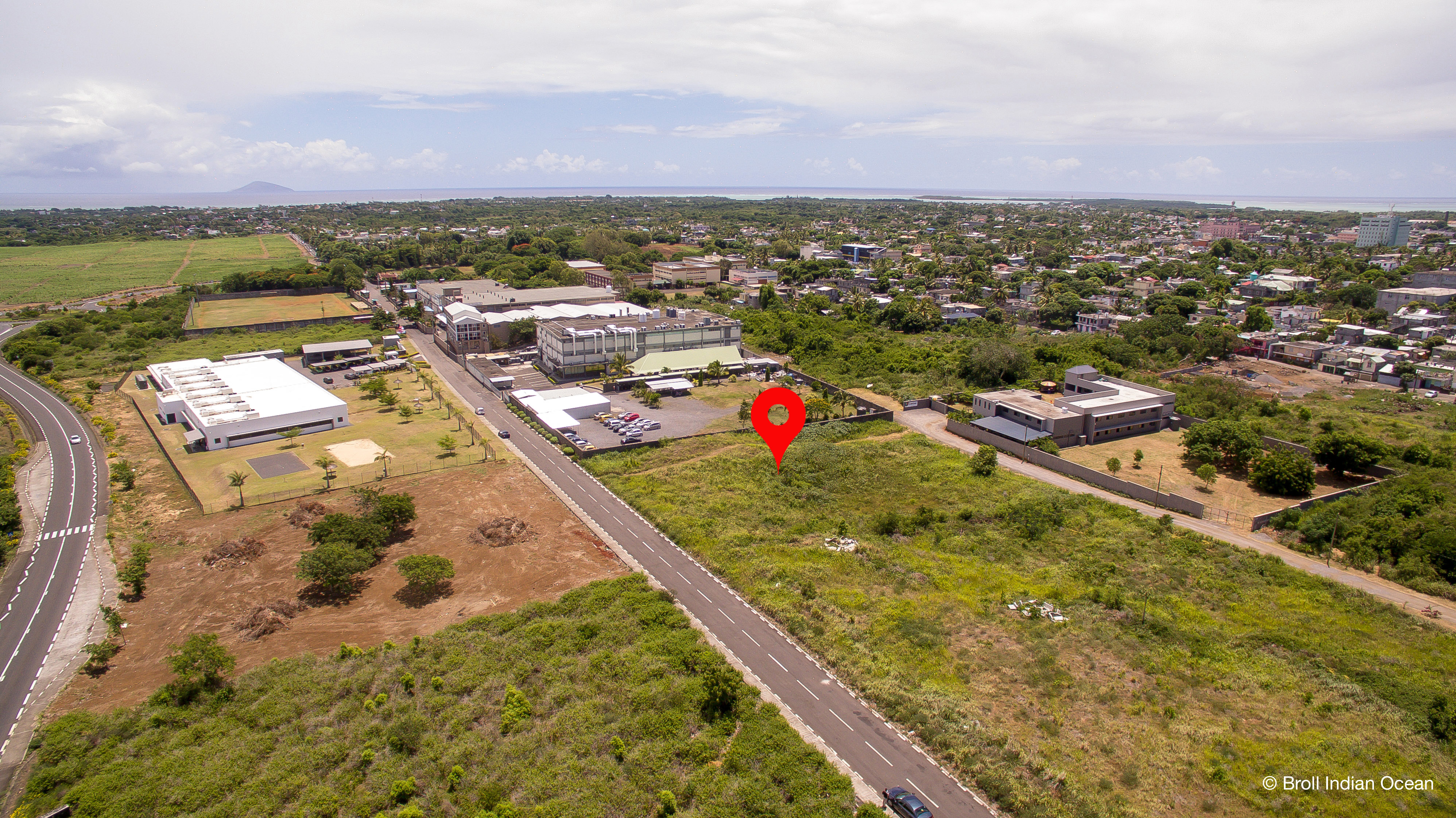 Industrial land for sale in Goodlands