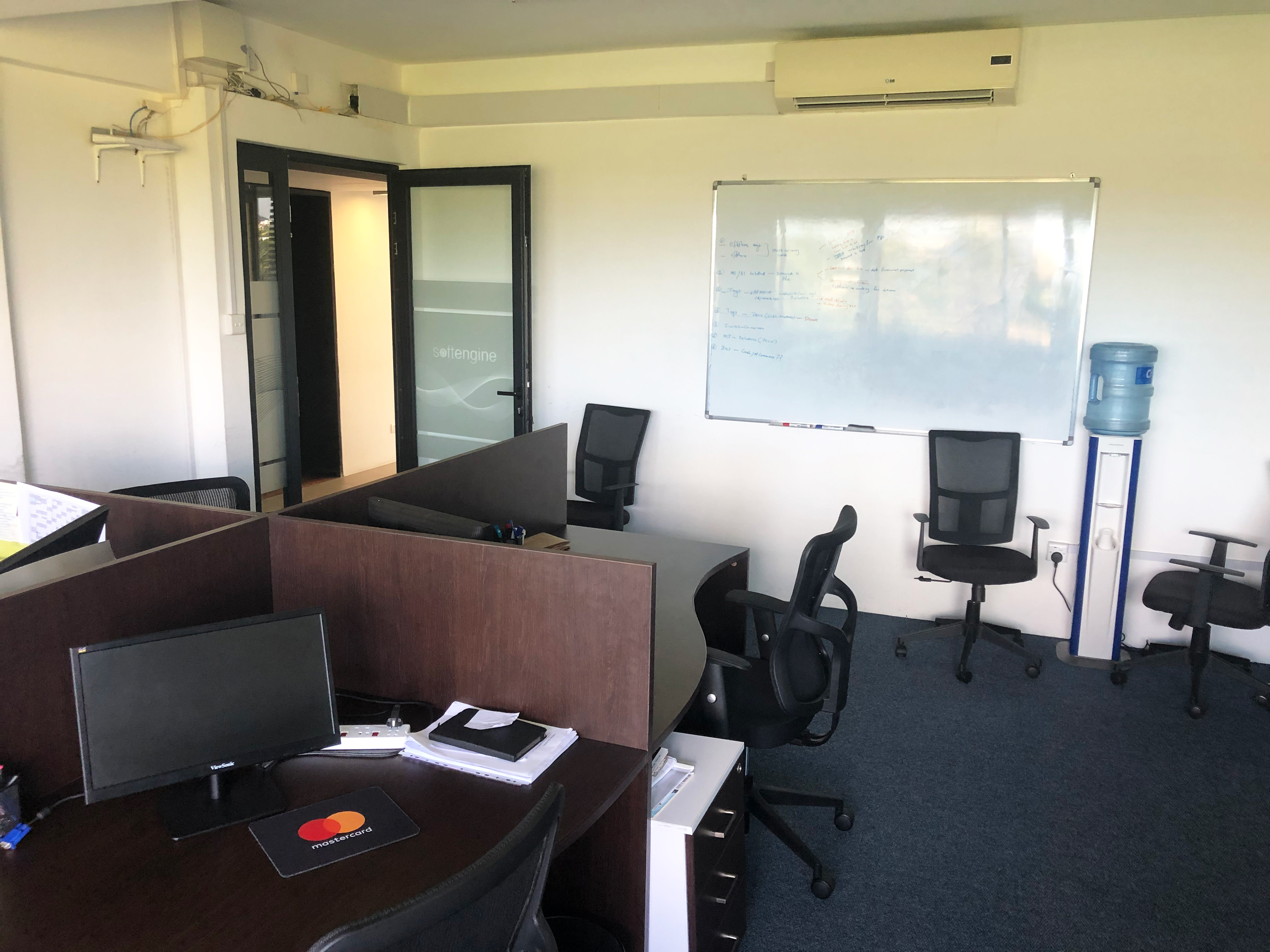 Office space for rent in Ebène Junction Building
