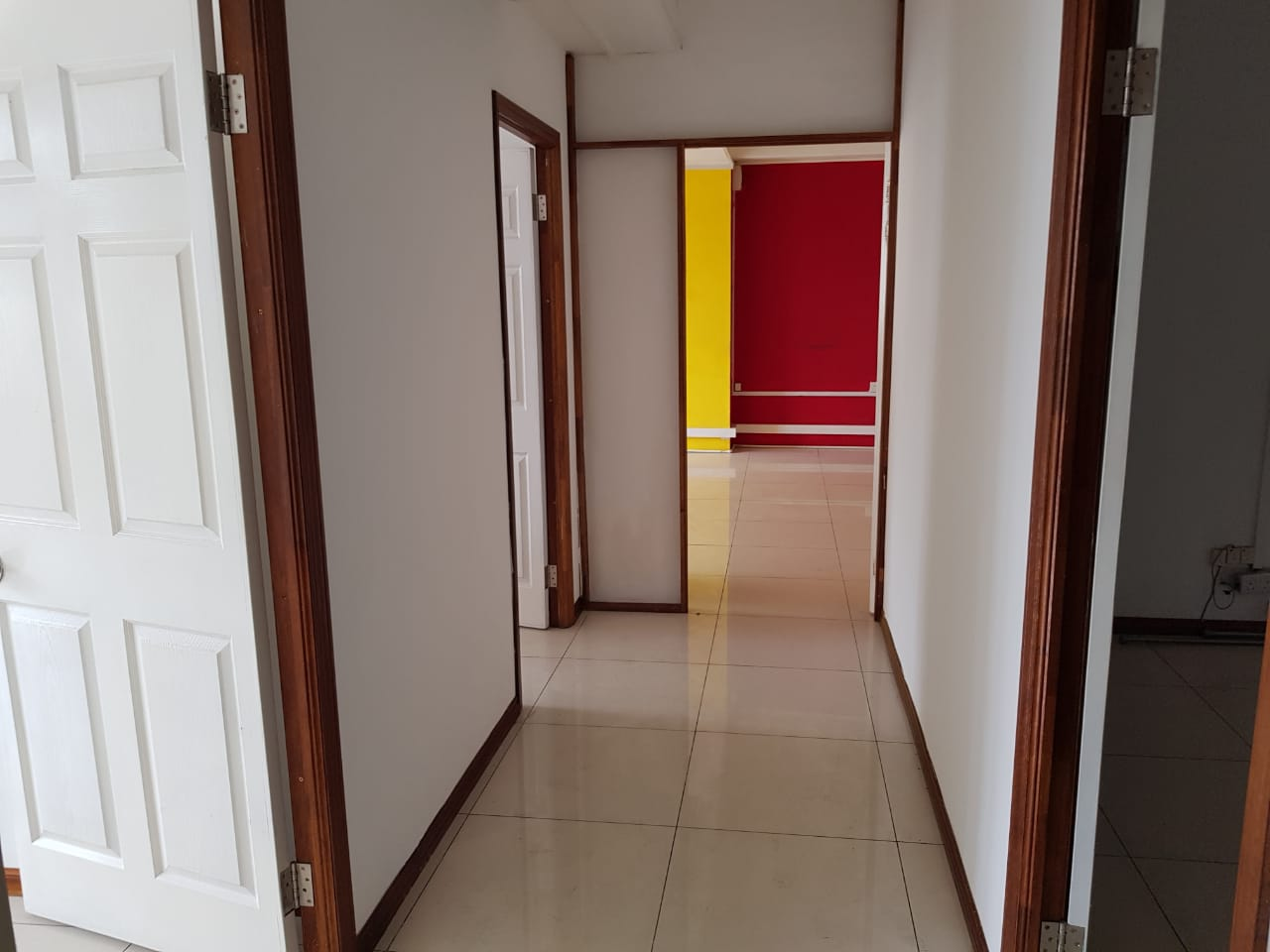 Office spaces for sale on the first and second floor of Immeuble Vendome, Port Louis