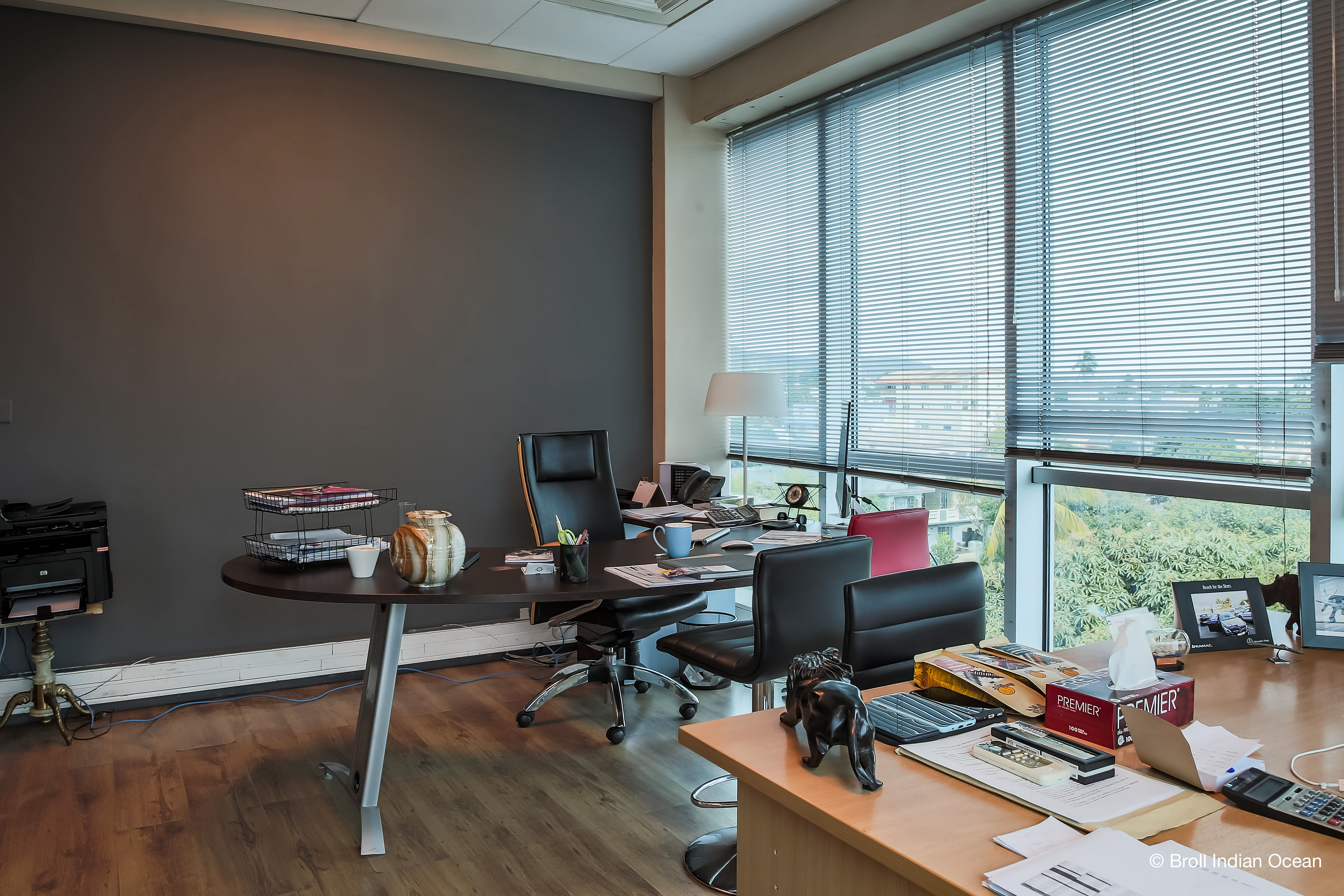 Office Space (150m²) for Rent at Beau Bassin
