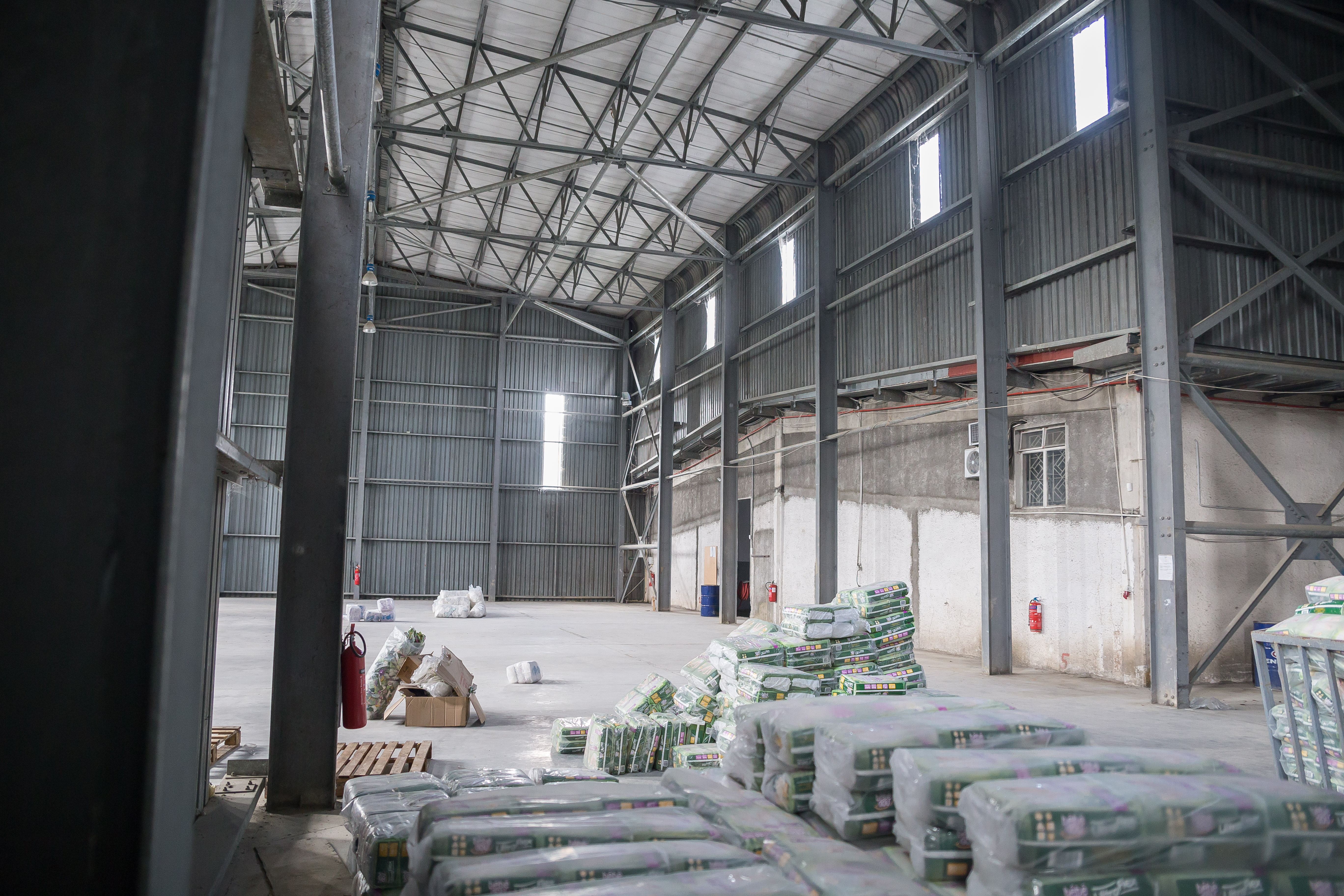 Storage / Warehouse Space 500m² at Trianon
