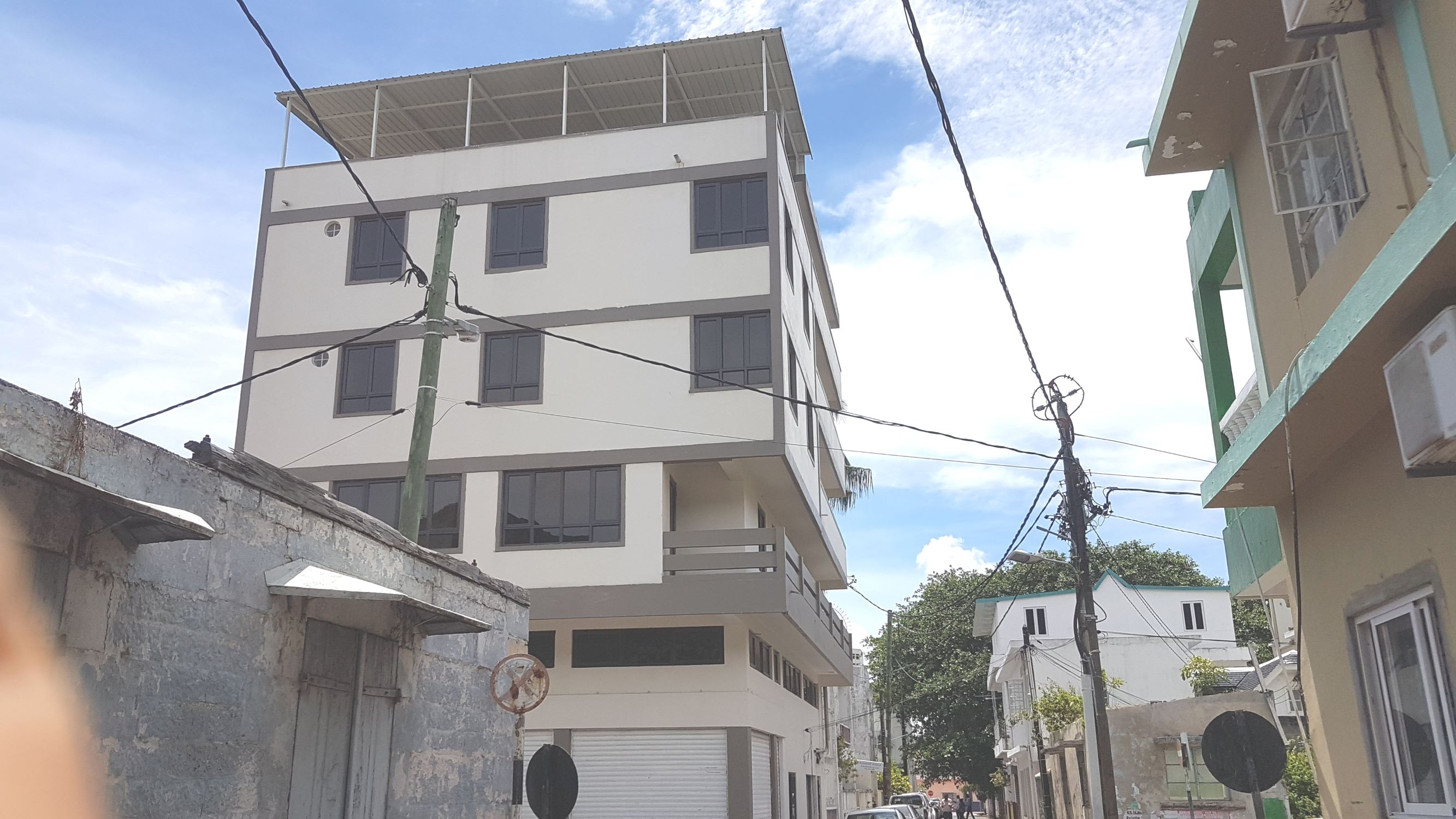 Office & Commercial Spaces for Rent at St Georges Street, Port Louis