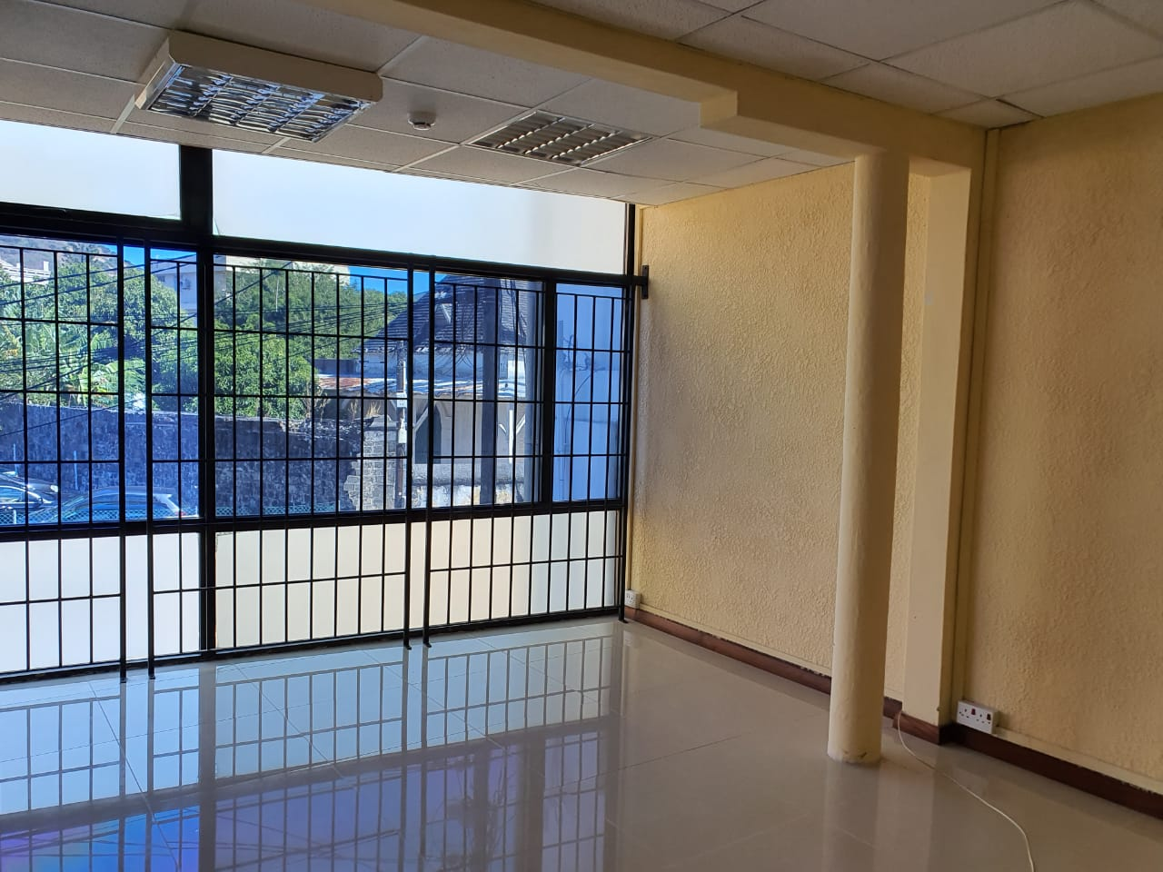 Third Floor Office Space for Rent - Edith Cavell Street, Port Louis