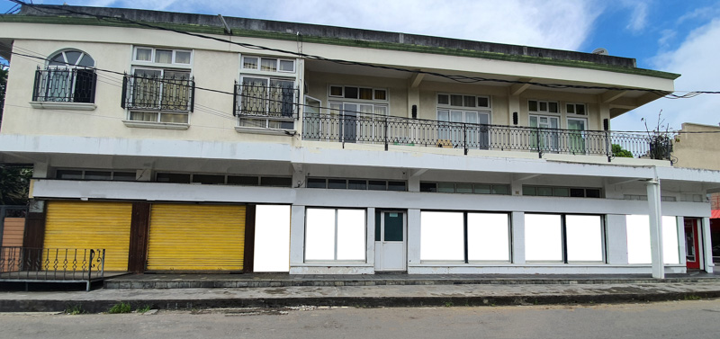 Commercial Space for rent - Mahebourg