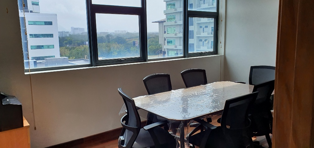 Fully fitted out office for sale in Ebene