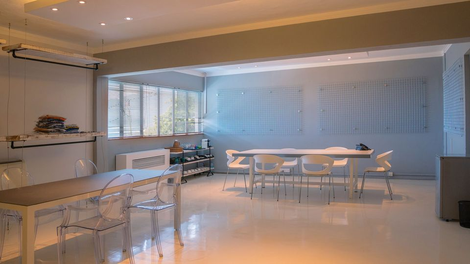 Fully fitted out office and commercial spaces for rent in Pailles