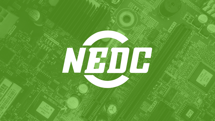 NEDC - Hardware for work environment