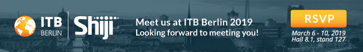 Book an appointment or Demo at ITB 2019 with Shiji
