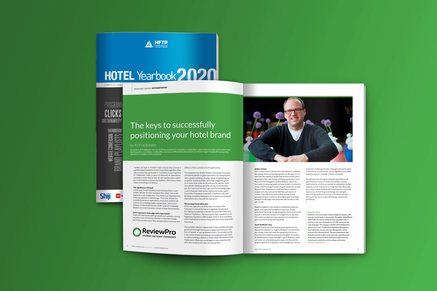 Once Driven Reviews >> Shiji Sponsors Hotel Yearbook 2020 On The Future Of Hotel Technology