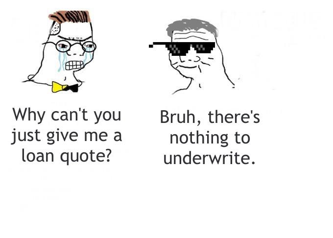 No, I can't give you a quote