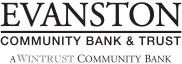 Evanston Community Bank logo
