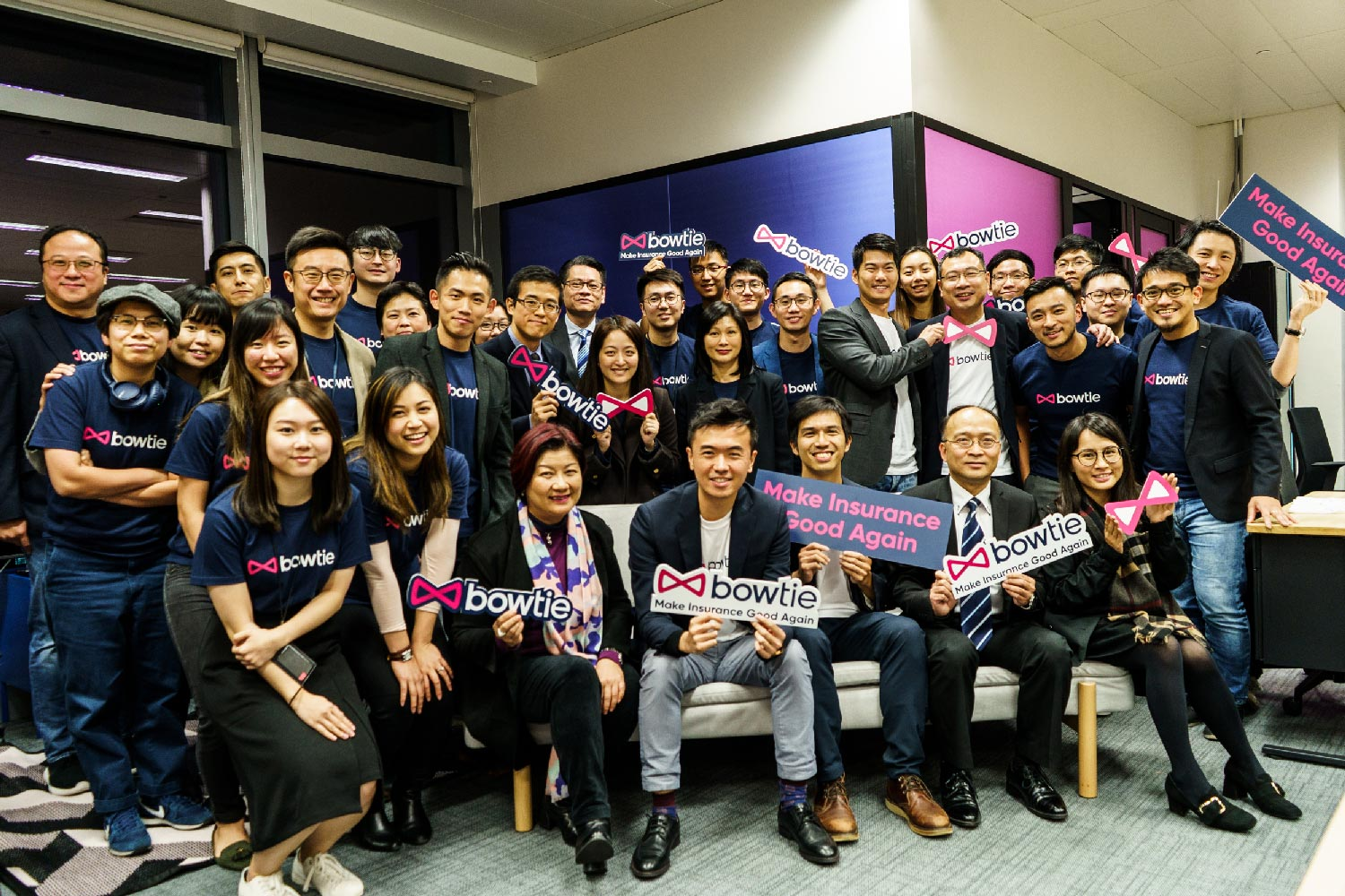 Hong Kong's first licensed digital insurer Bowtie raises $30m