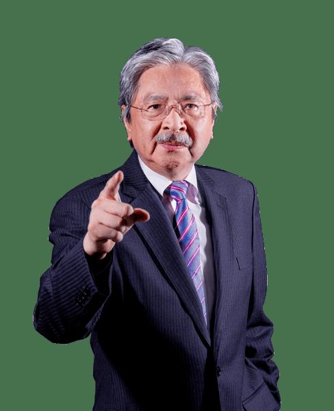 Bowtie John Tsang